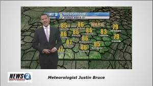 Meteorologist, Justin Bruce's 2015 TVMA Presentation